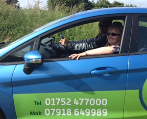 Friendly and patient driving instructor